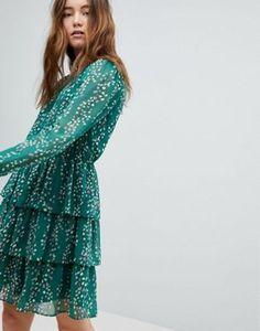 92b3f20b6a5b Discover Fashion Online Denim Skater Dress, Skater Dresses, Most Beautiful  Dresses, Latest Dress