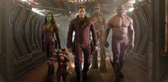 Personajes de Guardians of the Galaxy saldrán en...