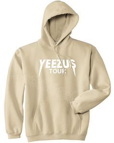 Yeezus Tour Hoodie Kanye West tour hoodie by YeezyshopCo on Etsy