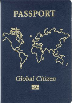 Even better than a passport covered in stamps from all around the world