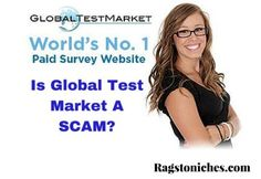 Market review http ragstoniches com is global test market a scam
