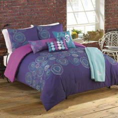 roxy bedding   roxy caroline bedding twin xl bed in a bag more info twin xl bed in a ...