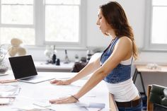 Sitting all day is bad, but standing all day may be a problem for your health too.