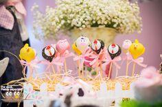 Festa fazendinha rosa: especial para meninas! : Mil dicas de mãe # imagem 2