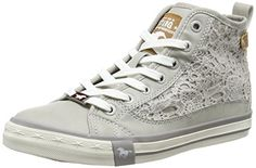 Mustang 1146-507 Damen Hohe Sneakers - http://on-line-kaufen.de/mustang/mustang-1146-507-damen-hohe-sneakers