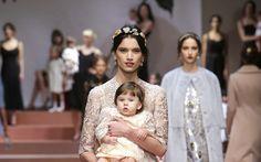 Cute alert! Dolce & Gabbana pays tribute to Mums - Fox In Flats :: Fox In Flats