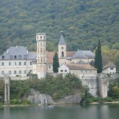 Abbaye d'Hautecombe - Aix-les-Bains