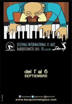 BARQUISIMETO JAZZ FESTIVAL 2015 - VENEZUELA