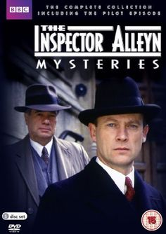 'The Inspector Alleyn Mysteries' (1990-1994)  British detective television series adapted from nine of the Roderick Alleyn novels (1934-1982) by New Zealand author Ngaio Marsh (1895-1982).  Elegant crime-puzzlers from the 1940's (or so) era full of quirky characters with hidden agendas, all brought meticulously to life in this BBC series. If you like Poirot, then there is a good chance you will like this series. Outstanding!