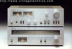 321 Best Technics Vintage Stereo images in 2019 | Audiophile