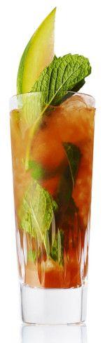 Chivas Watermelon Mojito 50ml Chivas 12 20ml watermelon syrup 20ml fresh lime juice Fresh mint