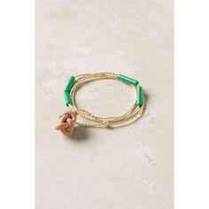 Knotted Bea Bracelet via Polyvore
