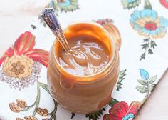 Dulce De Leche is a sweet, creamy, milk caramel sauce that is perfect for drizzling over desserts, stirring into coffee or eating straight off the spoon! All you need in order to make this sweet sauce...