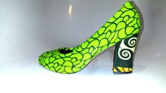 Waterproof African Print Shoes UK 5 by African Septs,  available at Etsy.com £39.99