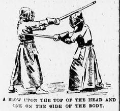 1904-3-20 NY Sun - Kenjutsu