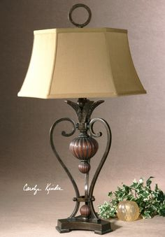 Uttermost Girona Mercury Glass Table Lamp See More Great Collection Of Home Decor At Metal LampsMetal TablesLiving Room