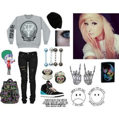 """""""Untitled #1"""" by plugsndrugs on Polyvore"""