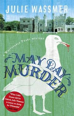 May Day Murder (Whitstable Pearl Mysteries) - It's springtime and Whitstable is emerging from hibernation.  While neither the restaurant nor detective agency is too busy, Pearl resolves to spend some time at the family allotment. But her best friend, Nathan, has persuaded one of his favourite actresses to open the May Day festivities at Whitstable Castle and involves Pearl in his plans.  Like Pearl, Faye Marlowe is a Whitstable native, but having left the town more than two decades ago