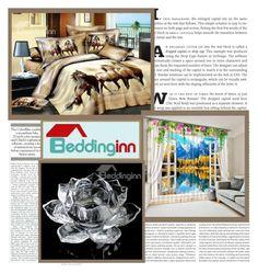 """Beddinginn Halloween Sale 47"" by almedina-bojic ❤ liked on Polyvore featuring interior, interiors, interior design, home, home decor and interior decorating"