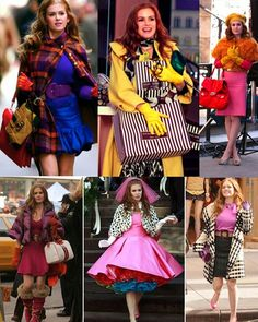 Isla Fisher is a huge inspiration to me. I need her wardrobe from Confessions of a shopaholic asap!