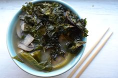 miso soup from Cook Like Kayla