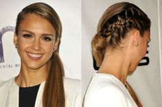 8 Celebrity Updo Ideas For Your Wedding