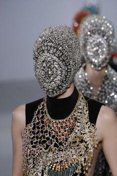 Maison Martin Margiela Haute Couture, Fall 2012.