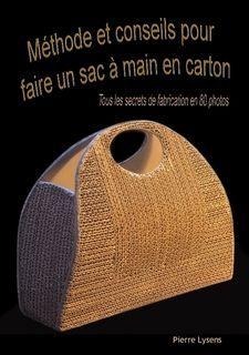 Méthode et conseils pour faire un sac à main en carton