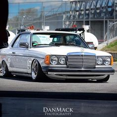 @w123_andy92 #StanceMerc #c123 Photo @danmack