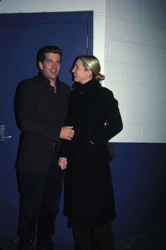 The last known photos of John Kennedy, Jr, and wife Carolyn Bessette, before their tragic death in a plane crash off Martha's Vineyard, Massachusetts.