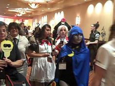 Coldplay filled halls at the Saboten con