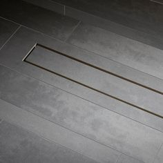 Mosa Shower Drain. A Whole New Look For Water Drainage In A Tiled Shower  Floor