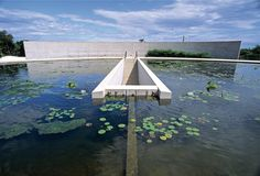 Water Temple, Higashiura-cho, Awaji Island, Japan, designed by Tadao Ando, 1991. From Architectural Guide Japan, courtesy of DOM Publishers