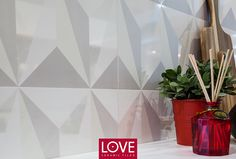 Wall tiles from collection Acqua by Love Tiles #ceramictiles