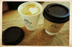 Lumberjack Cafe, 70 Camberwell Church Street, M-F: East London, Coffee Cups, Sun, Street, Tableware, Coffee Mugs, Dinnerware, Tablewares, Coffee Cup