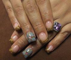 Day 361: Bubbly Nail Art - - NAILS Magazine