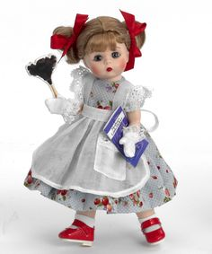 "Madame Alexander Mommy's Little Helper 8"" Doll from the Americana Collection"