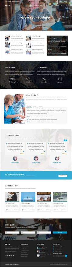 Aven is a clean and ultimate premium #WordPress theme for multipurpose #consulting agency, business or finance website with 15+ sunning homepage styles download now➯ https://themeforest.net/item/aven-feature-packed-multi-use-theme/15826381?ref=Datasata