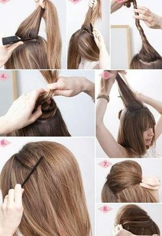 hair styles and colors for long hair