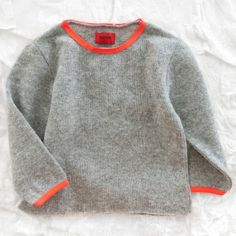 Neon trim sweater - Óvitar