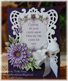 Heartfelt Creations Delicate Asters Collection