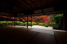 shisendo temple, sakyo-ku kyoto