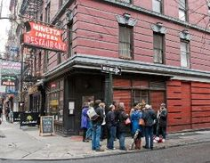 Buon Appetito New York. There may be no better way to experience the food and culture of the original neighborhoods of Manhattan – than to indulge in tour led by Foods of New York Tours. By Rick Pariani