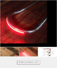 LED Turns and Brake Z-Flex array - Cognito Moto... - a grouped images picture - Pin Them All