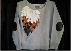 Top 10 Trendy DIY Sweater Makeovers - Top Inspired