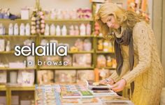 selailla ~ to browse