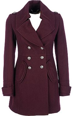 Tried this on at the Wilson's outlet in Petaluma and I have to say I have never had a coat fit so good. It looked amazing. Unfortunately I couldnt justify spending the money because the color isn't one i'd wear often.