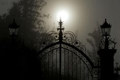 500px / Gate to Afterworld by Roland Maria Reininger