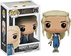 Pop! Game of Thrones Mhysa Daenerys Targaryen Vinyl Figure by FUNKO