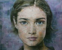 Large-Scale Portraits by Harding Meyer - Pondly